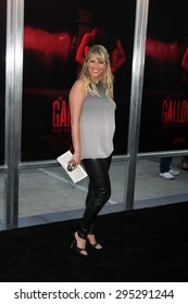 "LOS ANGELES - JUL 7:  Jodie Sweetin at the ""The Gallows"" Premiere at the Hollywood High School on July 7, 2015 in Los Angeles, CA"