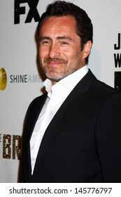 """LOS ANGELES - JUL 8:  Demian Bichir arrives at """"The Bridge"""" FX Network Premiere Screening at the Directors Guild of America on July 8, 2013 in Los Angeles, CA"""