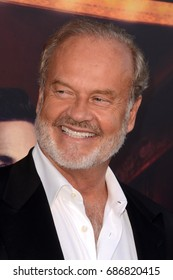"LOS ANGELES - July 27:  Kelsey Grammer at ""The Last Tycoon"" Premiere at the Harmony Gold Theater on July 27, 2017 in Los Angeles, CA"