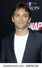 """LOS ANGELES - July 31:  Luis Prieto at the """"Kidnap"""" Premiere at the ArcLight Theater on July 31, 2017 in Los Angeles, CA"""
