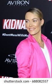 "LOS ANGELES - July 31:  Peta Murgatroyd at the ""Kidnap"" Premiere at the ArcLight Theater on July 31, 2017 in Los Angeles, CA"