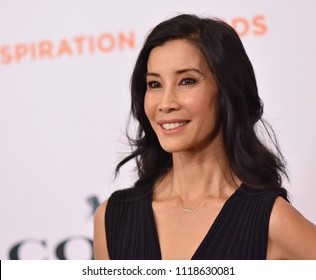 LOS ANGELES - JUN 01:  Lisa Ling arrives to the Inspiration Awards Benefitting Step Up  on June 1, 2018 in Hollywood, CA