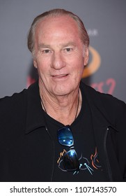 """LOS ANGELES - JUN 05:  Craig T. Nelson arrives to the """"Incredibles 2"""" World Premiere  on June 5, 2018 in Hollywood, CA"""