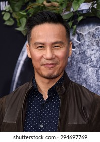 """LOS ANGELES - JUN 09:  BD Wong arrives to the """"Jurassic World"""" World Premiere  on June 9, 2015 in Hollywood, CA"""