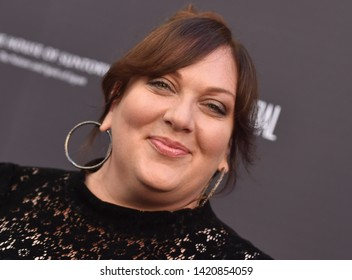 LOS ANGELES - JUN 09:  Rachel Tenner arrives for the 'Below the Line Talent' FYC Event on June 09, 2019 in Los Angeles, CA