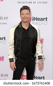 LOS ANGELES - JUN 1:  Ryan Seacrest at the 2019 iHeartRadio Wango Tango at the Dignity Health Sports Park on June 1, 2019 in Carson, CA