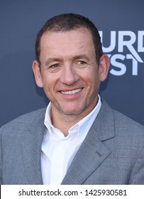 LOS ANGELES - JUN 10:  Dany Boon arrives for the Netflix 'Murder Mystery' Premiere on June 10, 2019 in Westwood, CA