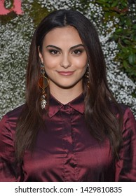 LOS ANGELES - JUN 11:  Camila Mendes arrives for the InStyle Max Mara Women In Film Celebration on June 11, 2019 in Hollywood, CA