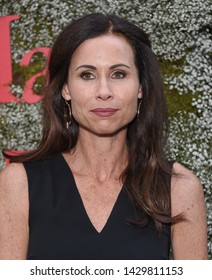 LOS ANGELES - JUN 11:  Minnie Driver arrives for the InStyle Max Mara Women In Film Celebration on June 11, 2019 in Hollywood, CA
