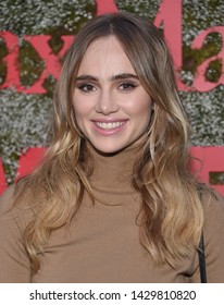 LOS ANGELES - JUN 11:  Suki Waterhouse arrives for the InStyle Max Mara Women In Film Celebration on June 11, 2019 in Hollywood, CA