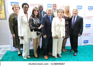 LOS ANGELES - JUN 11: Western Council at The Actors Fund's 22nd Annual Tony Awards Viewing Party at the Skirball Cultural Center on June 10, 2018 in Los Angeles, CA