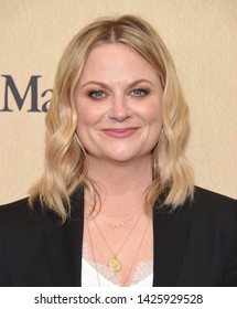 LOS ANGELES - JUN 12:  Amy Poehler arrives for the 2019 Women In Film Annual Gala on June 12, 2019 in Beverly Hills, CA