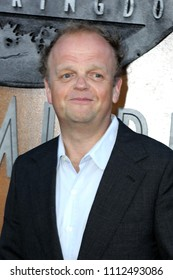 "LOS ANGELES - JUN 12:  Toby Jones at the ""Jurassic World: Fallen Kingdom"" Premiere at the Walt Disney Concert Hall on June 12, 2018 in Los Angeles, CA"