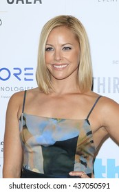 LOS ANGELES - JUN 13:  Amy Paffrath at the 7th Annual Thirst Gala at the Beverly Hilton Hotel on June 13, 2016 in Beverly Hills, CA