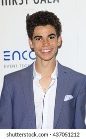 LOS ANGELES - JUN 13:  Cameron Boyce at the 7th Annual Thirst Gala at the Beverly Hilton Hotel on June 13, 2016 in Beverly Hills, CA