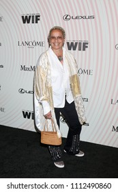 LOS ANGELES - JUN 13:  Shari Belafonte at the Women In Film 2018 Crystal + Lucy Awards at the Beverly Hilton Hotel on June 13, 2018 in Beverly Hills, CA