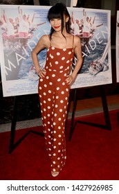"""LOS ANGELES - JUN 14:  Bai Ling at the """"Maiden"""" Los Angeles Premiere at the Linwood Dunn Theater on June 14, 2019 in Los Angeles, CA"""