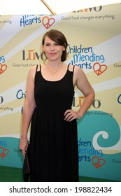 LOS ANGELES - JUN 14:  Clea Duvall at the Children Mending Hearts 6th Annual Fundraiser at Private Estate on June 14, 2014 in Beverly Hills, CA