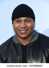 "LOS ANGELES - JUN 14:  LL Cool J arrives to the ""Lip Sync Battle"" FYC Event  on June 14, 2016 in Hollywood, CA."