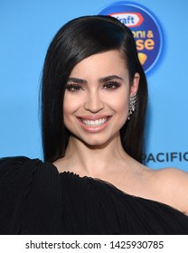 LOS ANGELES - JUN 16:  Sofia Carson arrives for the 2019 ARDYs on June 16, 2019 in Studio City, CA