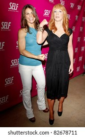 LOS ANGELES - JUN 18: Jillian Michaels and Kathy Griffin at the Self Magazine July 2009 LA Issue party held at the Sunset Tower Hotel in Los Angeles, California on June 18, 2009