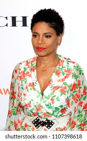 LOS ANGELES - JUN 2:  Sanaa Lathan at the Step Up Inspriation Awards at the Beverly Wilshire Hotel on June 2, 2018 in Beverly Hills, CA