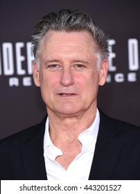 "LOS ANGELES - JUN 20:  Bill Pullman arrives to the ""Independence Day: Resurgence"" Los Angeles Premiere  on June 20, 2016 in Hollywood, CA."
