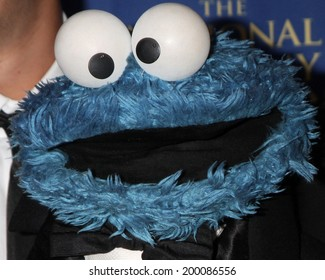 LOS ANGELES - JUN 20:  Cookie Monster at the 2014 Creative Daytime Emmy Awards at the The Westin Bonaventure on June 20, 2014 in Los Angeles, CA