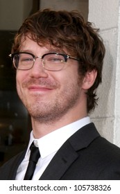 """LOS ANGELES - JUN 20:  John Gallagher Jr. arrives at HBO's """"The Newsroom"""" Los Angeles Premiere at Cinerama Dome Theater on June 20, 2012 in Los Angeles, CA"""