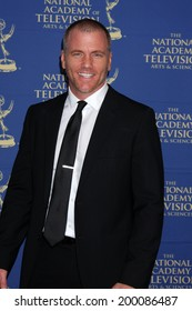LOS ANGELES - JUN 20:  Sean Carrigan at the 2014 Creative Daytime Emmy Awards at the The Westin Bonaventure on June 20, 2014 in Los Angeles, CA