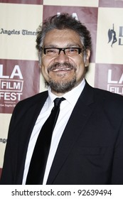 LOS ANGELES - JUN 21: Joaquin Cosio at 'A Better Life' World Premiere Gala Screening at the 2011 Los Angeles Film Festival at Regal Cinemas L.A. LIVE in Los Angeles, California on June 21, 2011