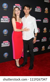 LOS ANGELES - JUN 22:  Christy Carlson Romano, Guest at the 2018 Radio Disney Music Awards at the Loews Hotel on June 22, 2018 in Los Angeles, CA