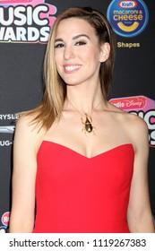 LOS ANGELES - JUN 22:  Christy Carlson Romano at the 2018 Radio Disney Music Awards at the Loews Hotel on June 22, 2018 in Los Angeles, CA
