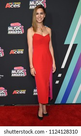 LOS ANGELES - JUN 22:  Christy Carlson Romano arrives to the Radio Disney Music Awards 2018  on June 22, 2018 in Hollywood, CA