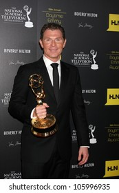 LOS ANGELES - JUN 23:  Bobby Flay in the Press Room of the 2012 Daytime Emmy Awards at Beverly Hilton Hotel on June 23, 2012 in Beverly Hills, CA