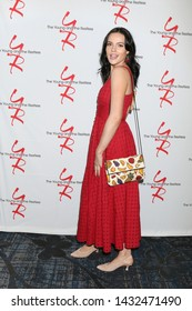 LOS ANGELES - JUN 23:  Cait Fairbanks at the Young and The Restless Fan Club Luncheon at the Marriott Burbank Convention Center on June 23, 2019 in Burbank, CA