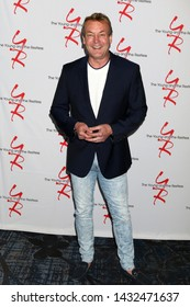 LOS ANGELES - JUN 23:  Doug Davidson at the Young and The Restless Fan Club Luncheon at the Marriott Burbank Convention Center on June 23, 2019 in Burbank, CA