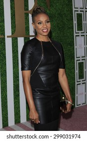 LOS ANGELES - JUN 24:  MC Lyte at the 2015 BET Awards Pre-Dinner at the Sunset Tower Hotel on June 24, 2015 in Los Angeles, CA