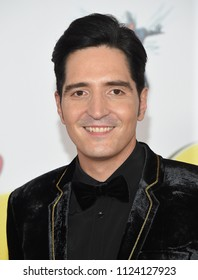 LOS ANGELES - JUN 25:  David Dastmalchian arrives to the 'Ant-Man and The Wasp' World Premiere  on June 25, 2018 in Hollywood, CA
