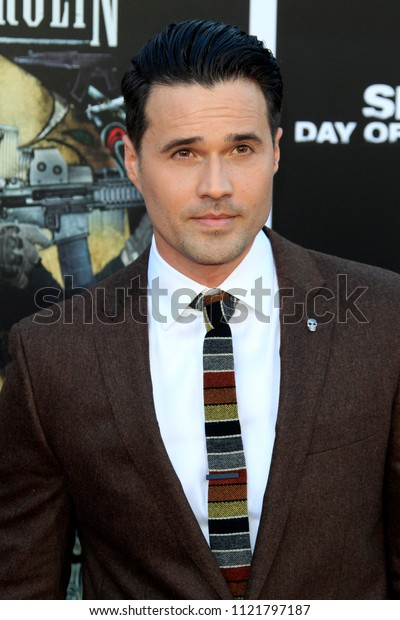 """LOS ANGELES - JUN 26:  Bet Dalton at the """"Sicario: Day Of The Soldado"""" Premiere at the Village Theater on June 26, 2018 in Westwood, CA"""