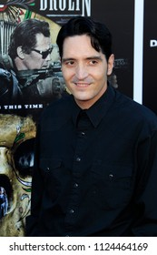 "LOS ANGELES - JUN 26:  David Dastmalchian at the ""Sicario: Day Of The Soldado"" Premiere at the Village Theater on June 26, 2018 in Westwood, CA"