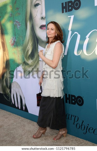 """LOS ANGELES - JUN 26:  Dinae Lane at the """"Sharp Objects"""" HBO Premiere Screening at the ArcLight Theater on June 26, 2018 in Los Angeles, CA"""