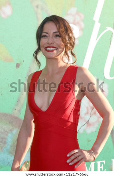 """LOS ANGELES - JUN 26:  Emmanuelle Vaugier at the """"Sharp Objects"""" HBO Premiere Screening at the ArcLight Theater on June 26, 2018 in Los Angeles, CA"""