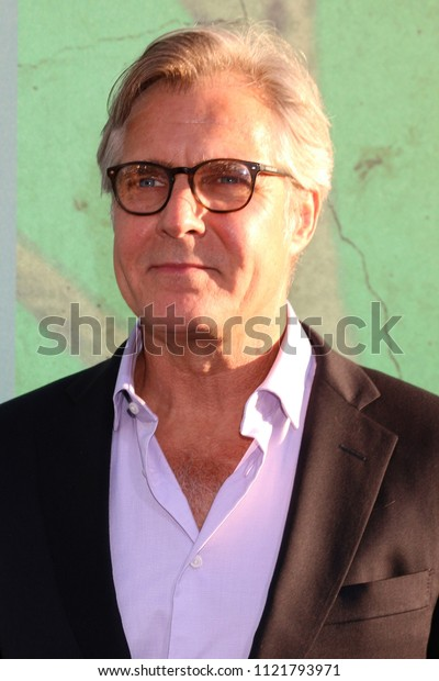 """LOS ANGELES - JUN 26:  Henry Czerny at the """"Sharp Objects"""" HBO Premiere Screening at the ArcLight Theater on June 26, 2018 in Los Angeles, CA"""