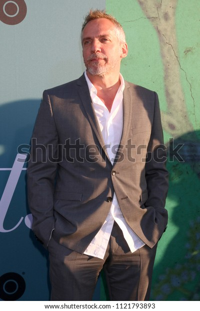 """LOS ANGELES - JUN 26:  Jean-Marc Vallee at the """"Sharp Objects"""" HBO Premiere Screening at the ArcLight Theater on June 26, 2018 in Los Angeles, CA"""
