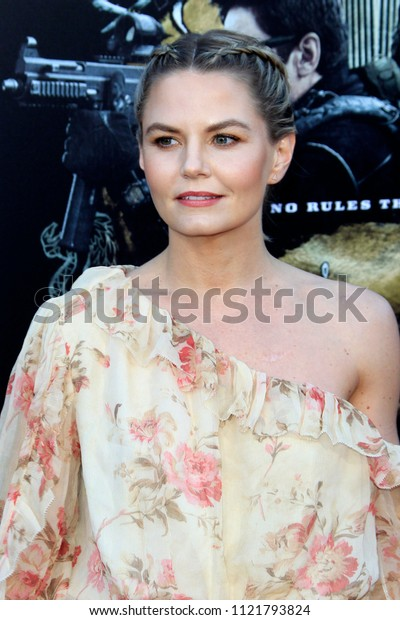 """LOS ANGELES - JUN 26:  Jennifer Morrison at the """"Sicario: Day Of The Soldado"""" Premiere at the Village Theater on June 26, 2018 in Westwood, CA"""