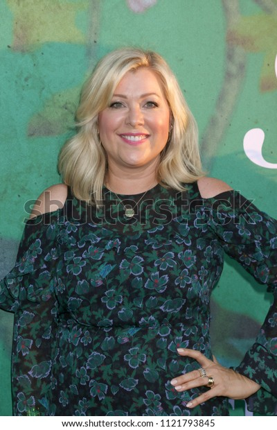 "LOS ANGELES - JUN 26:  Jennifer Aspen at the ""Sharp Objects"" HBO Premiere Screening at the ArcLight Theater on June 26, 2018 in Los Angeles, CA"