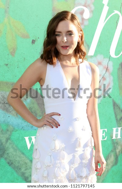 """LOS ANGELES - JUN 26:  Madison Davenport at the """"Sharp Objects"""" HBO Premiere Screening at the ArcLight Theater on June 26, 2018 in Los Angeles, CA"""