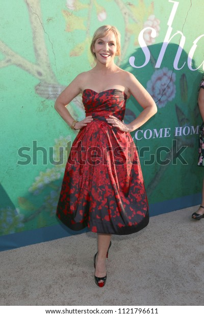 """LOS ANGELES - JUN 26:  Marti Noxon at the """"Sharp Objects"""" HBO Premiere Screening at the ArcLight Theater on June 26, 2018 in Los Angeles, CA"""