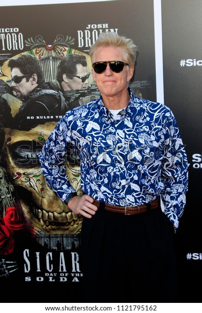 """LOS ANGELES - JUN 26:  Matthew Modin at the """"Sicario: Day Of The Soldado"""" Premiere at the Village Theater on June 26, 2018 in Westwood, CA"""